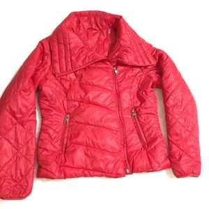 Red puffer coat Madden Girl  winter Jacket size S